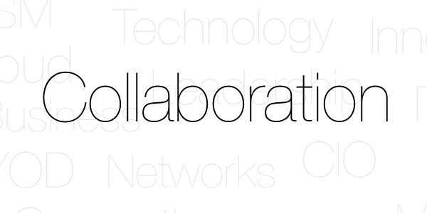 Managing Collaboration – As usual, it's going to be a culture thing for the Mutable Business, not just a technology thing.