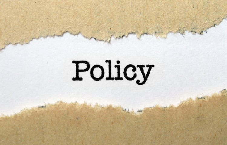 How to write a good Data Governance Policy