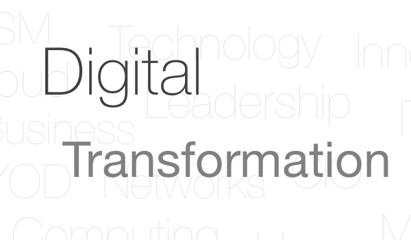 Digital transformation for Utilities – the role of the CIO